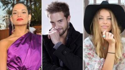 Pablo Alborán, Axel, Jarabe de Palo, Jorge Drexler, Natalia Jiménez y De...