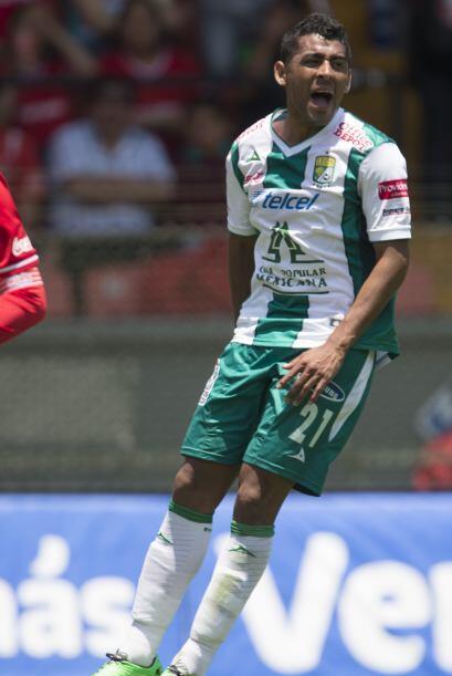 Luis Delgado es leonés de nacimiento y jugó en las fuerzas básicas esmer...