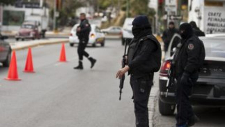 En Monterrey, al norte de México, se están volviendo frecuentes los tiro...