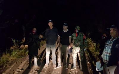 Periodistas holandeses liberados por la guerrilla colombiana del ELN