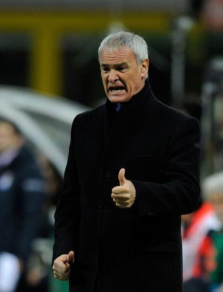 Ranieri, DT del Inter, quedó muy conforme.