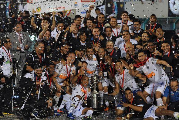 Volvió a levantar la Copa más importante de clubes a nivel continental e...