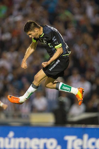 Además, Oribe Peralta estuvo ausente en el último juego por problemas pe...