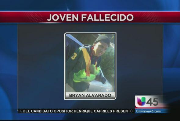 Un joven hispano de 15 años falleció mientras iba a la escuela en su pat...