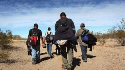 Los traficantes de indocumentados procesados por homicidio en Arizona po...