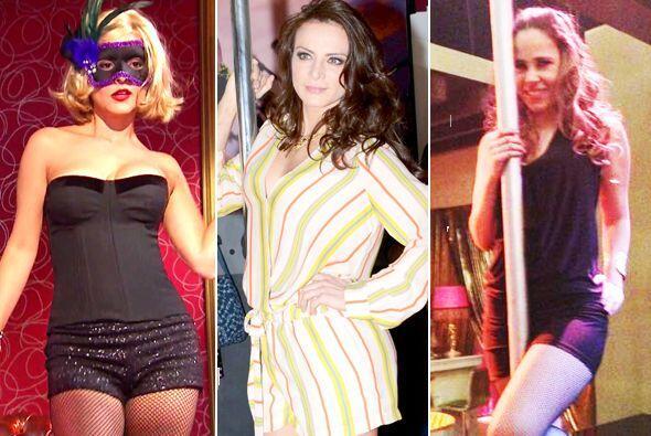 A estas actrices se les da muy bien el baile y lo han demostrado en las...