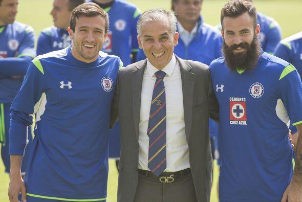 Cruz Azul, con la llegada de Sergio Bueno a los celestes también viniero...