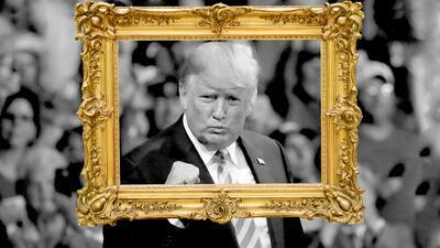 El riesgo de volver a caer en el 'frame' de Donald Trump