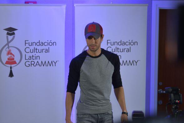 No cabe duda, Enrique está súper feliz de apoyar en la realización de lo...