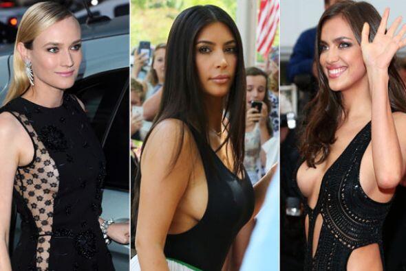 El side boob se ha vuelto una manera de enseñar de manera 'sexy' y suges...