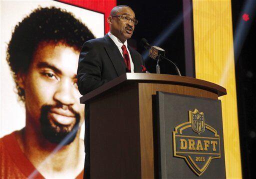 El ex esquinero de los Kansas City Chiefs, Gary Green, anunció la selecc...