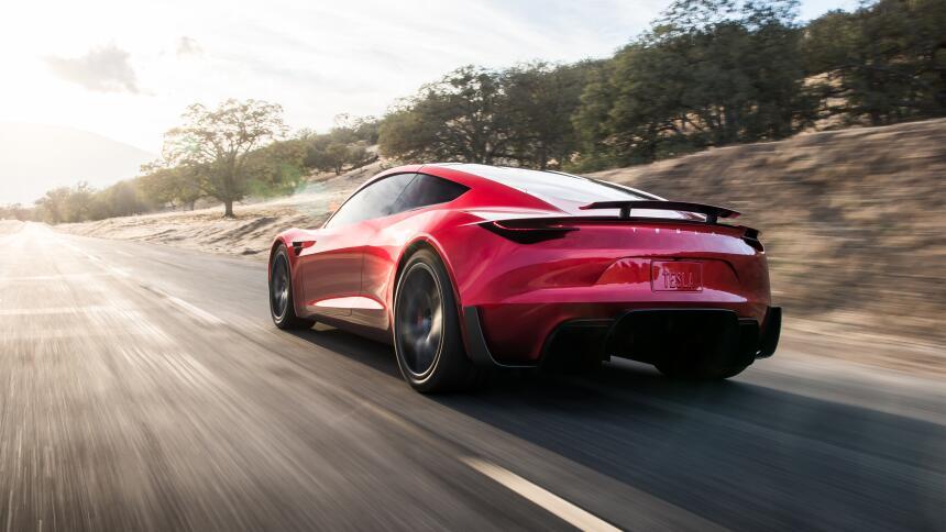 Cómo es el Tesla Roadster que está en órbita y qué pasará con él roadste...