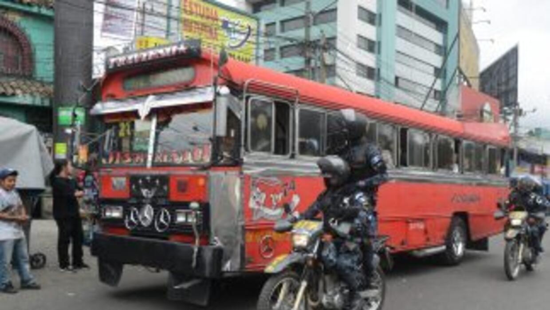 Una banda en Guatemala, integrada por agentes policiales que cometía eje...
