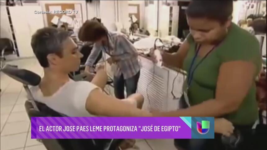 'José de Egipto' se lanza como cantante en 'El Gordo y La Fl...