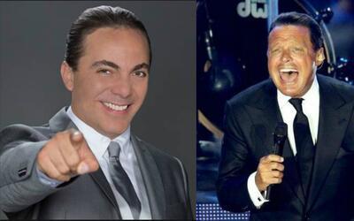 GYF digital: Cristian Castro quiere sacar a Luis Miguel de su soledad
