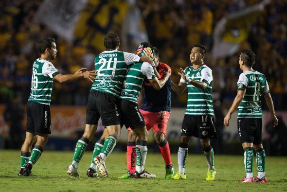 Los equipos que serán la sorpresa el siguiente torneo son el Santos y el...
