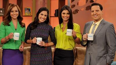 Satcha, Karla, Chiqui y Raúl te esperan de brazos abiertos