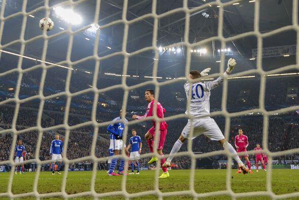 A los 26 minutos Cristiano Ronaldo se hizo presente para callar a todo e...