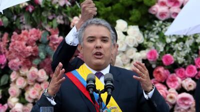 Duque se aleja de las posturas más radicales del uribismo en su primer mensaje como presidente de Colombia