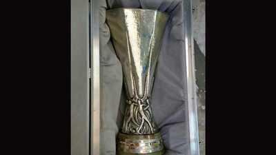 El trofeo se dirigía desde León tras una campaña de...