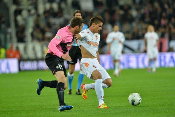 Pero el juego de la Roma no pesaba en casa de Juventus.