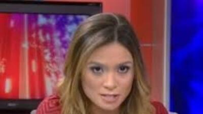 """Presentadora de canal ruso en EEUU, Liz Wahl, dimite en vivo para no """"en..."""
