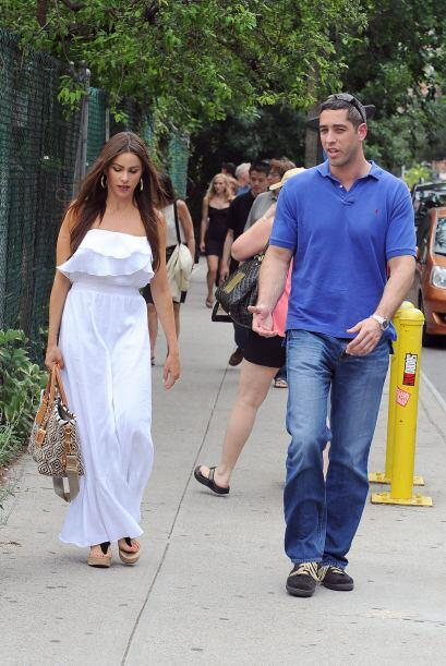 Sofía Vergara y Nick Loeb terminaron su compromiso.