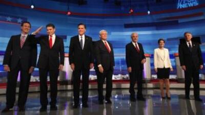 Son siete candidatos los que participarán en la competencia por la nomin...