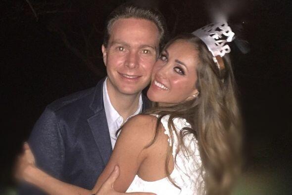 Está a un paso de contraer matrimonio con Manuel Velasco.