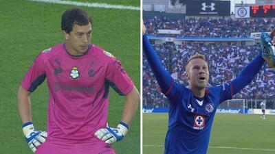Cruz Azul vs Santos: Marchesín evitó que la victoria de los cementeros s...