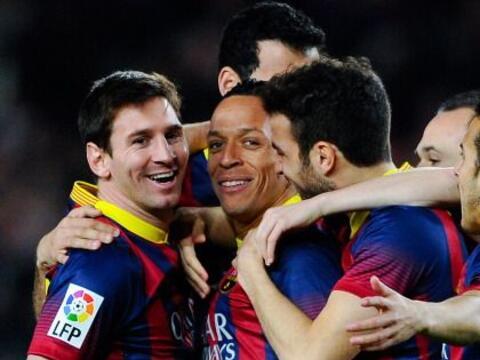 habían dudas del juego del Barcelona en sus últimos partid...