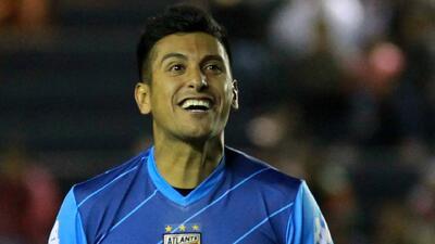 'El Campa' Ruiz anhela que Atlante culmine con éxito el Apertura 2018