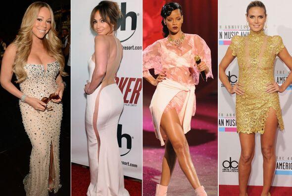 "Con razón muchas de estas celebridades son consideradas como ""inalcanzab..."