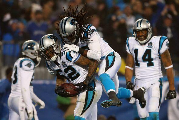 25.- Carolina Panthers.