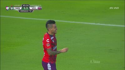 Carrasco no sirvió bien y se salva Santos