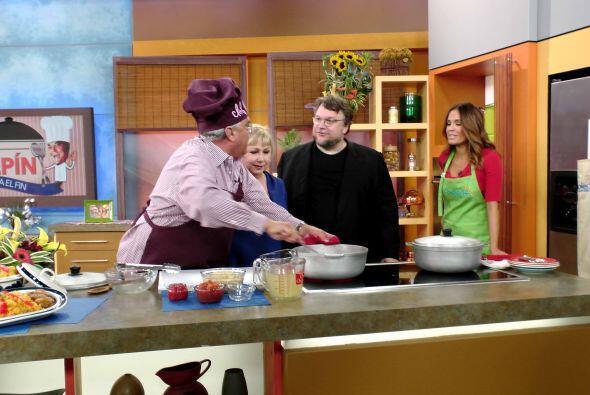 Cristina reveló que nunca aprendió a cocinar por un consej...