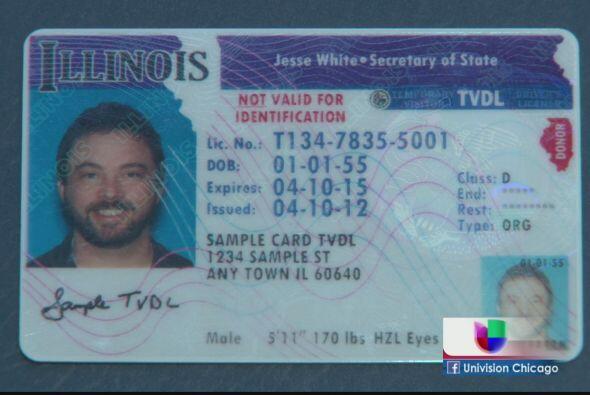 ENERO: Illinois aprueba licencias de conducir para indocumentados.Con un...