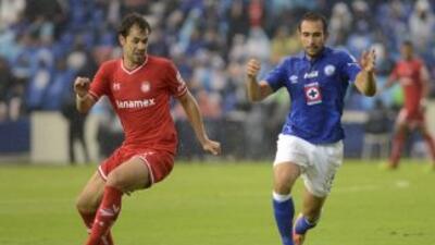 Cruz Azul vs Toluca por el título de la CONCACAF.