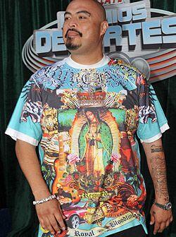Todo un devoto a la Virgen de Guadalupe, el cantante no ocultó sus oríge...