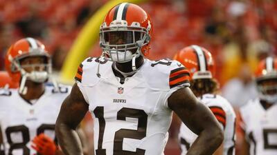 La suspensión dictada por la NFL hacia Josh Gordon es efectiva de inmedi...