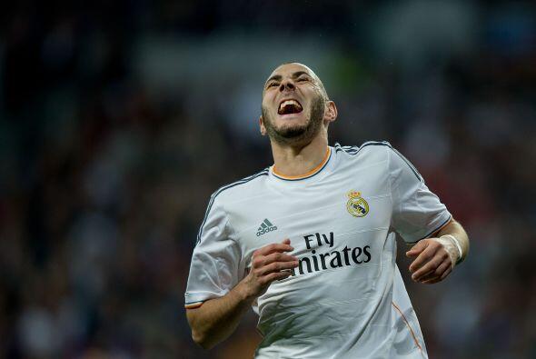 Benzema (6): El más flojo de todo el equipo. El francés no tuvo su día y...