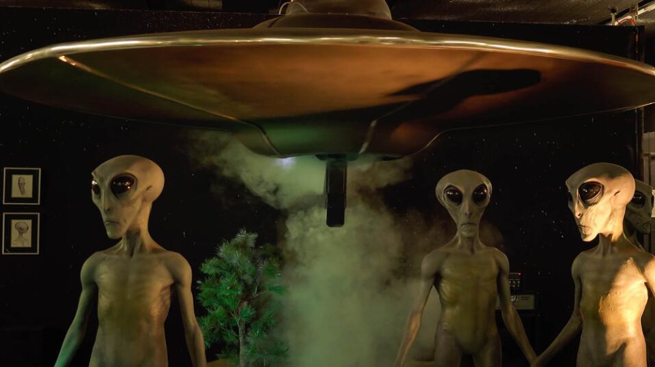aliens - alienígenas - extraterrestres
