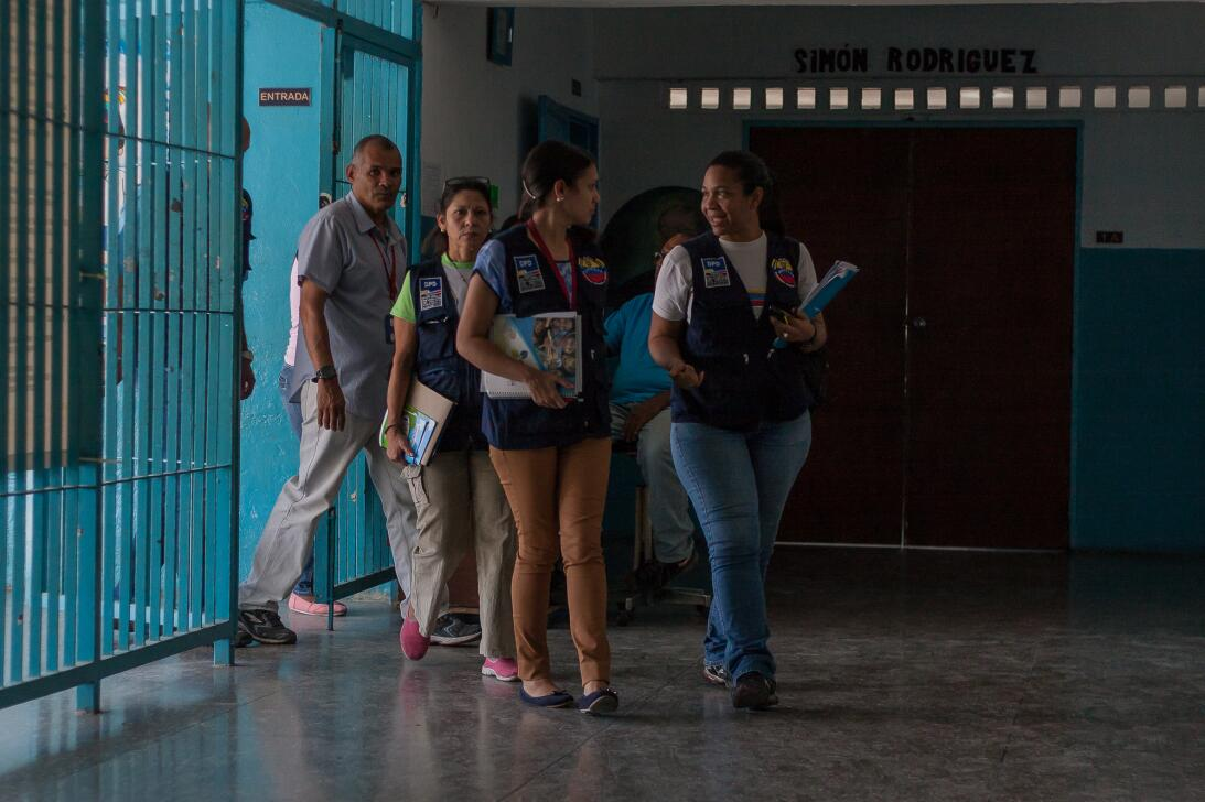 Escuela Venezuela violencia
