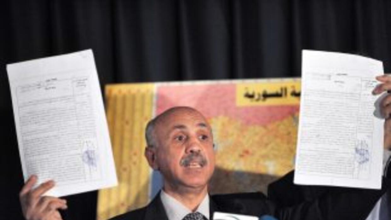 El presidente sirio Al-Assad admitió recientemente que su país tenía muc...
