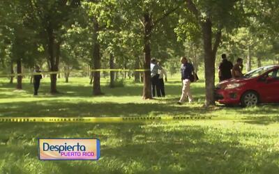 Investigan un doble asesinato ocurrido en la carretera 659