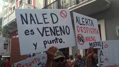 Se fortalece la oposición a la aspersión con Naled en Puerto Rico