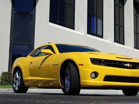 El Chevrolet Camaro 2SS es la versión más equipada de la l...
