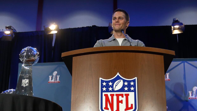 Tom Brady QB