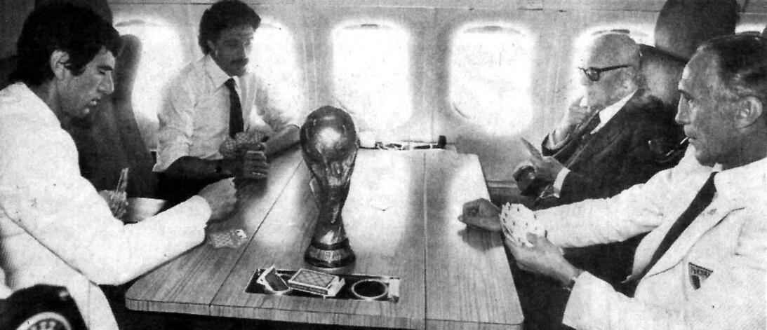 Historias de Mundiales: así fue cómo se coronó el campeón más veterano d...