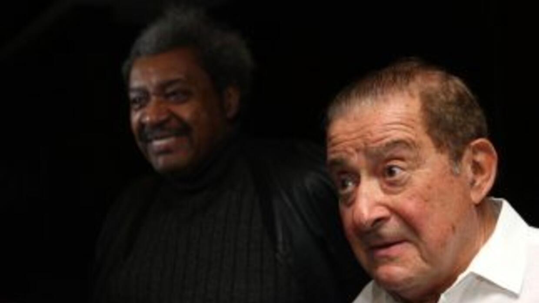 Bob Arum anticipa grandes peleas para el 2011. (Foto cortesía de David M...